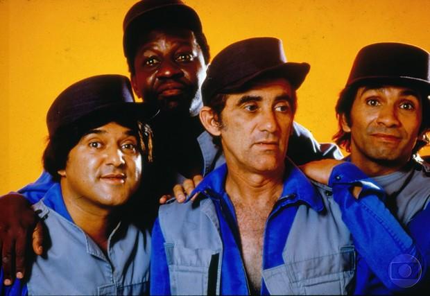 Os Trapalhões vão voltar à TV, mas com nova formação (Foto: Acervo Globo)