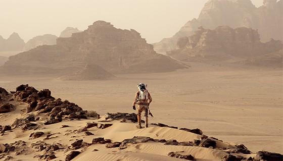 """Cena do filme """"Perdido em Marte"""" (Foto: Divulgação)"""