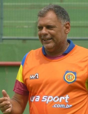 Toninho Andrade Madureira (Foto: Vitor Costa/FutRio.net)