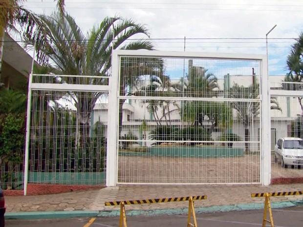 Assédio a garoto de 9 anos aconteceu em clube de natação em Passos (Foto: Reprodução EPTV)