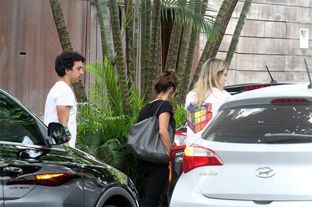 Fernanda Gentil e Priscila Montandon (Foto: AgNews)