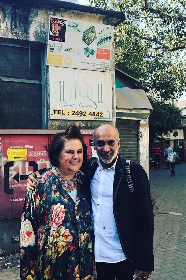 Manish Arora and Suzy  (Foto:   )