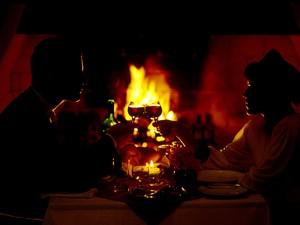 Restaurantes de Gramado têm clima romântico e acolhedor (Foto: Leonid Straliev/Prefeitura de Gramado)