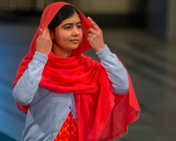 Malala (Foto: Getty Images)