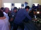 Veja fotos da missa de sétimo dia de Chico Anysio