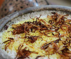 Escondidinho de cordeiro com arroz basmati
