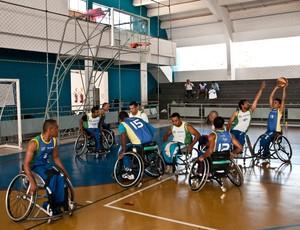 Ascamte - Basquete em Cadeira de Rodas (Foto: Regis Falcão/CCom)