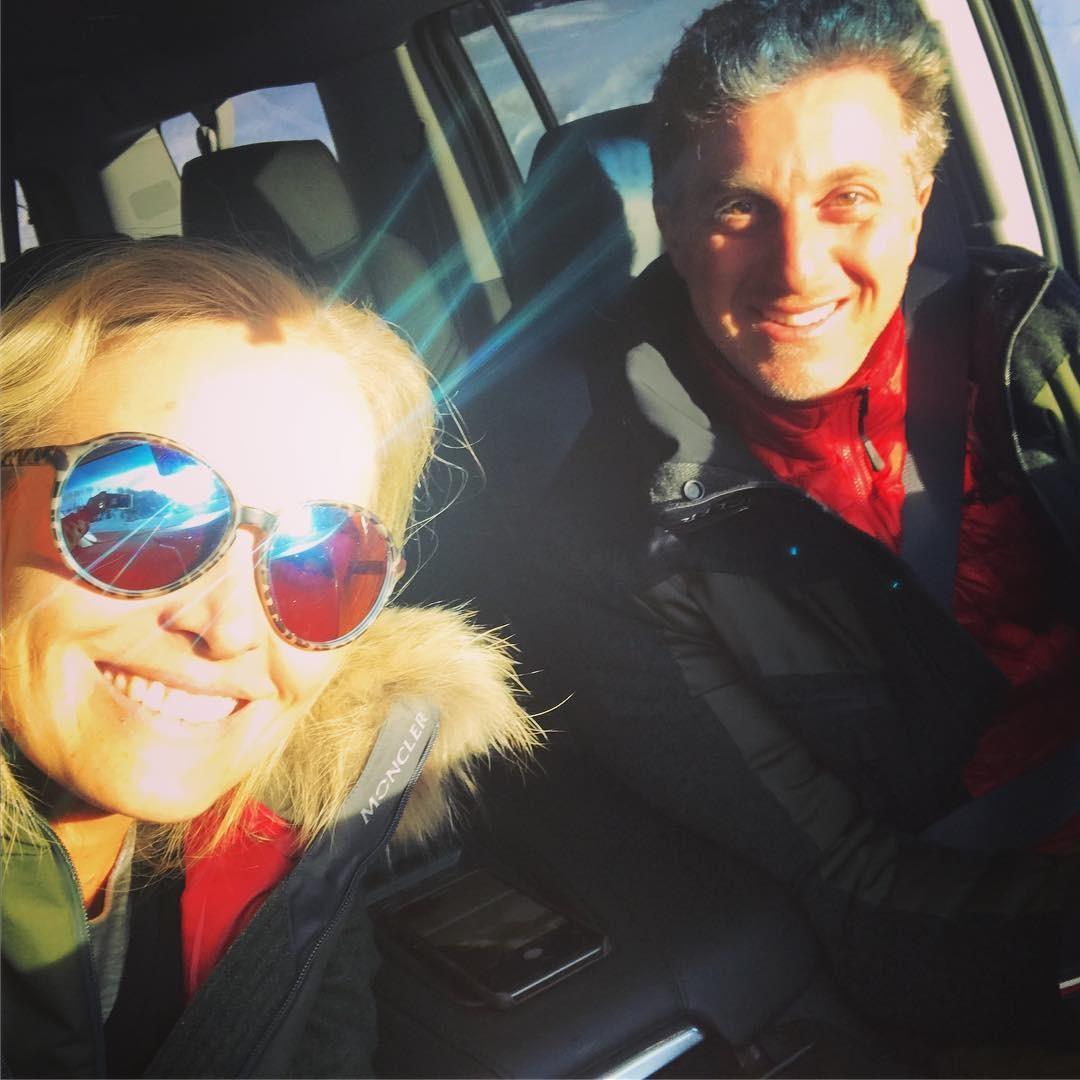 Angélica e Luciano Huck em viagem (Foto: Reprodução/Instagram)