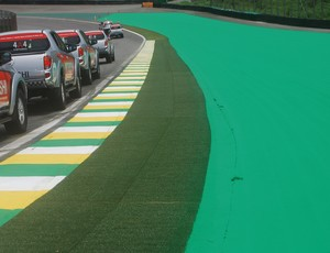Escape de Interlagos (Foto: Marcos Guerra/Globoesporte.com)