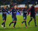 Com gols de Thiago Silva e Lucas, PSG atropela e termina o ano em terceiro