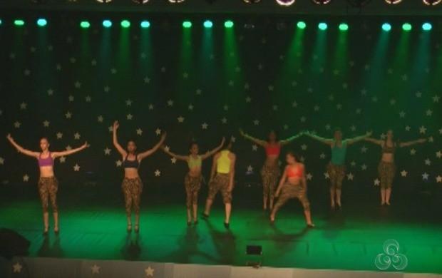 Música é fundamental para a apresentação de espetáculos como o balé (Foto: Bom Dia Amazônia)