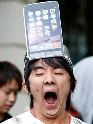 vendas Iphone 6 (Foto: Yuya Shino/Reuters)