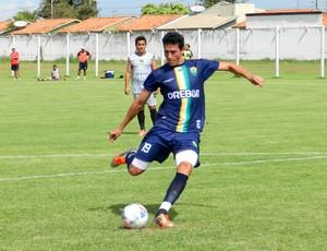 Atacante Silas do Cuiabá (Foto: Assessoria/Cuiabá Esporte Clube)