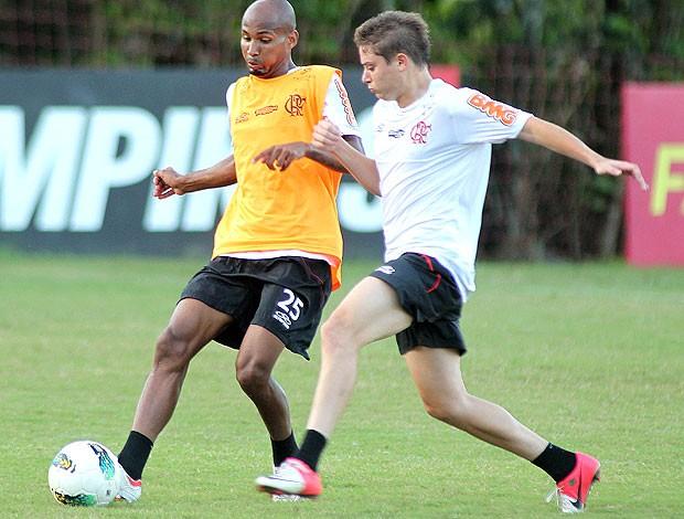 Adryan, Flamengo (Foto: Maurício Val / Vipcomm)