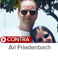 Ari Friedenbach (Foto: Arte/G1)