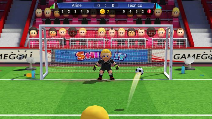 Perfect Kick! (Foto: Divulgação)