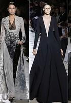 Julien Fournié apresenta coleção com pegada gótica na semana de moda de Paris