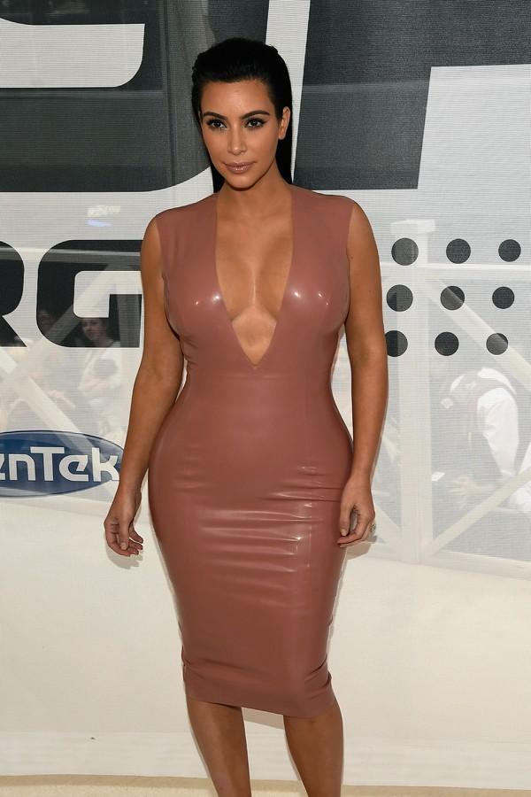 A celebridade profissional Kim Kardashian (Foto: Editora Globo)