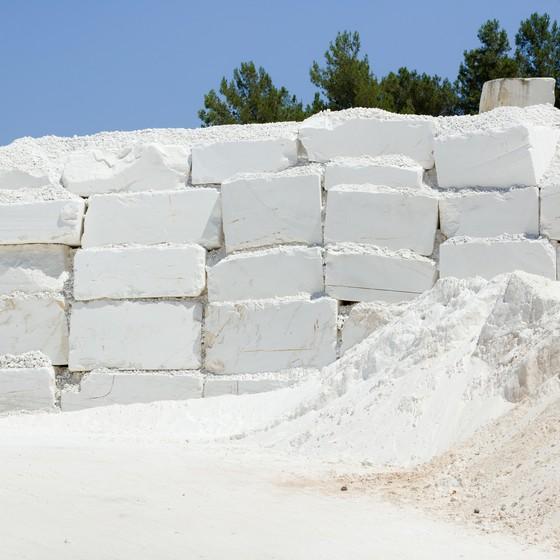 A venda de mármore não sofreu com os efeitos da crise (Foto: Thinkstock/Getty Images)