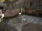 Fortaleza militar da Roma Antiga é encontrada durante obras do metrô