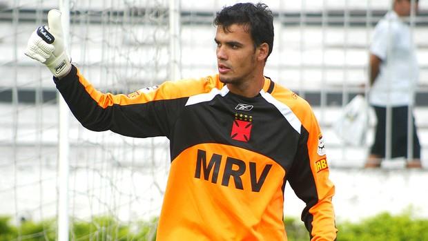 Rafael goleiro no Vasco