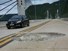 Ponte entre Miracema do Tocantins e Lajeado apresenta problemas