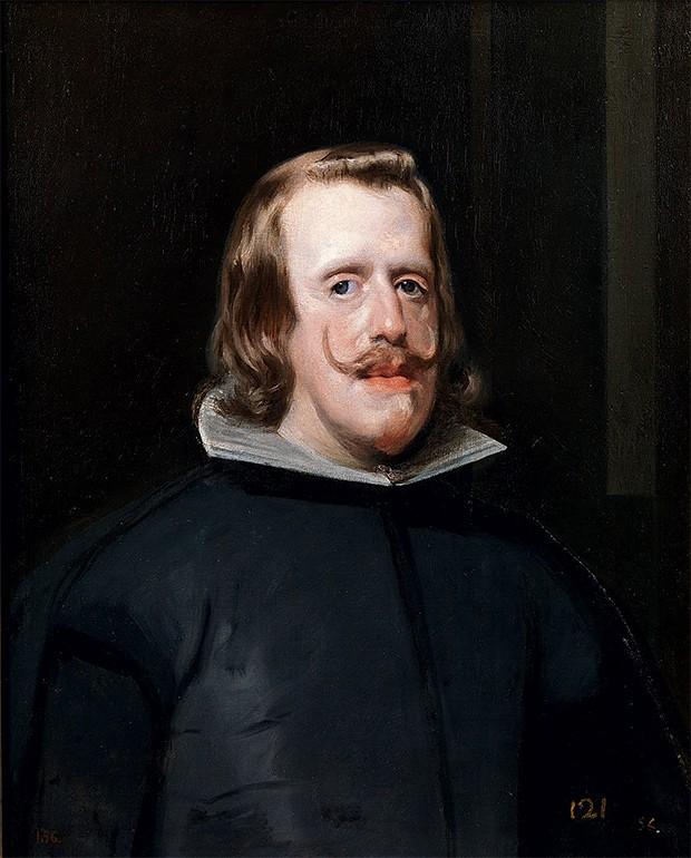 Retrato de Felipe IV 1654 A proteção do rei garantiu a Velázquez uma liberdade pessoal e artística que seria fundamental para definir sua obra (Foto: AFP)