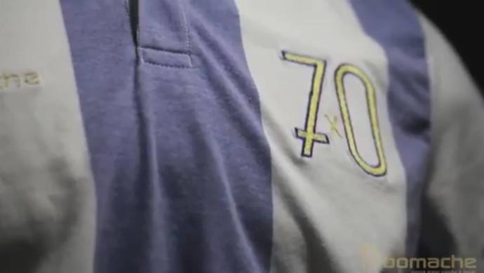 Camisa 7 a 0 (Foto: Reprodução)