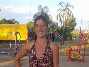Jovem desapareceu de hospistal em Palmas no último dia 22 (Foto: Arquivo Pessoal)