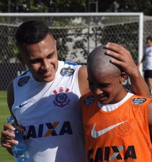 Pedrinho Corinthians (Foto: Marcelo Braga)