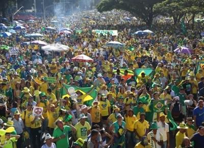 politica-protesto-impeachment-cna (Foto: Divulgação/CNA)