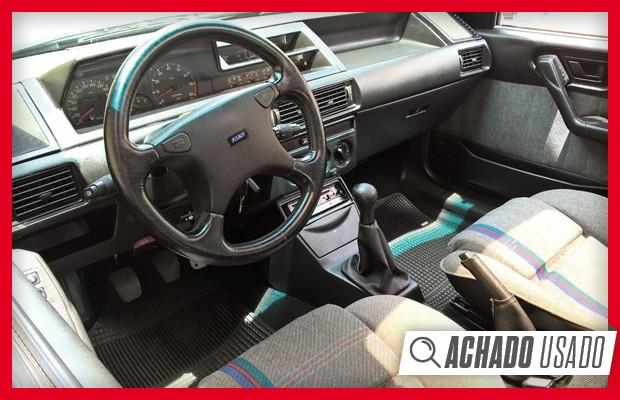 Achado Usado: Fiat Tipo 2.0 16V Sedicivalvole (Foto: Reprodução)
