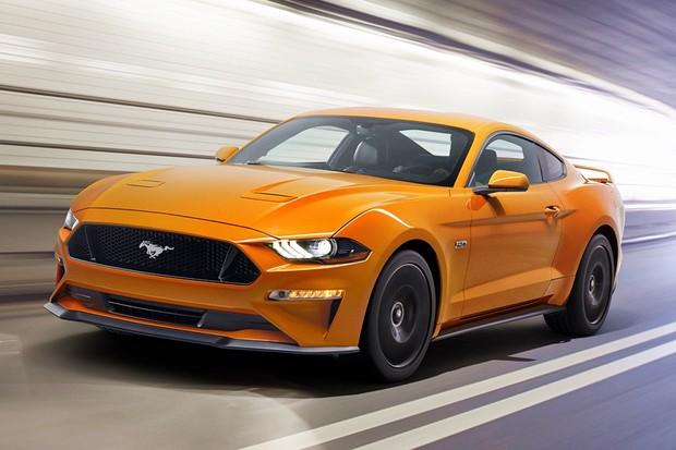 Ford Mustang GT (Foto: Divulgação)