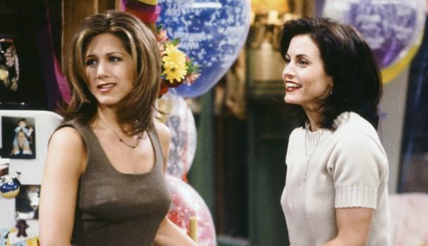 Courtney Cox poderia ter interpretado a Rachel!  (Foto: Divulgação/NBC)