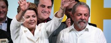 Após vitória, Dilma se diz 'disposta ao diálogo' (AFP)