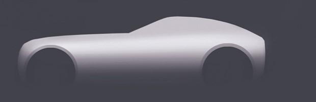 Desenho explica a carroceria de um roadster (Foto: Fernando Morita/Autoesporte)