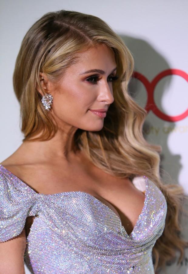 aris Hilton em evento em Los Angeles, nos Estados Unidos (Foto: David Livingston/ Getty Images)