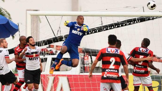 Santa Cruz (Foto: Aldo Carneiro (Pernambuco/Press))