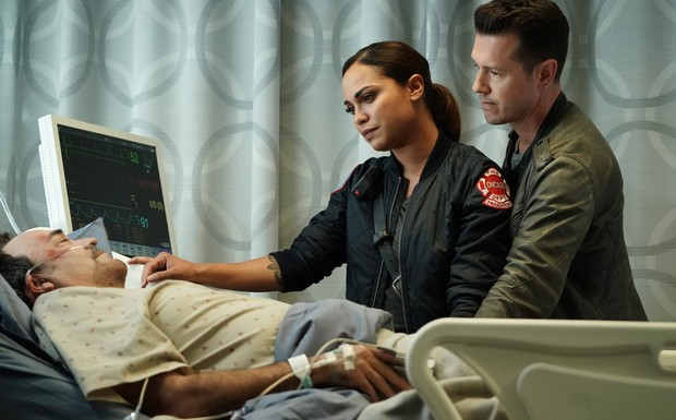 "Chicago Fire - ""A Man's Legacy"" (7Ep6T)"