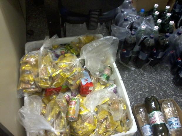 Produtos foram avaliados em R$10 mil  (Foto: Divulgação /Polícia Civil)