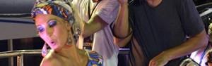 Valesca e Claudia Leitte mandam 'beijinho no ombro' no carnaval (Diogo Macedo/Ag Haack)