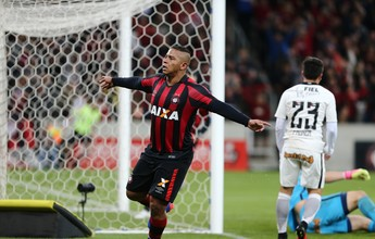 Comentarista destaca velocidade do Atlético-PR na vitória sobre Corinthians