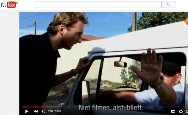 Documentário belga denuncia padre que vive atualmente no Ceará (Foto: YouTube/Reprodução)