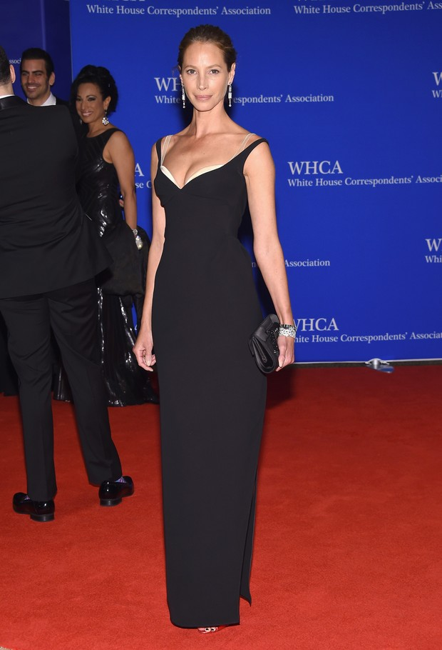 White House Correspondent's Dinner - Christy Turlington (Foto: Getty Images)