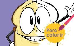 Para colorir: Osmar mofado