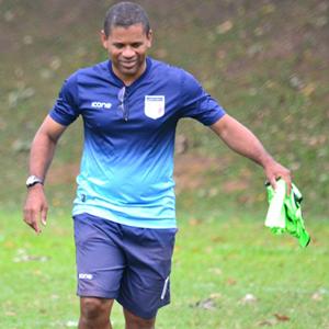 Wagner Nascimento é o novo técnico do Vitória-ES para o Capxiabão 2017 (Foto: João Brito/Espírito Santo FC)