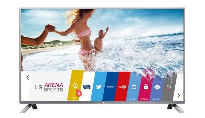 LG Smart TV 42 polegadas LB6500 (Foto: Reprodução/LG)