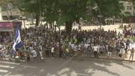 Veja como foi a torcida na apuração dos desfiles de Santos