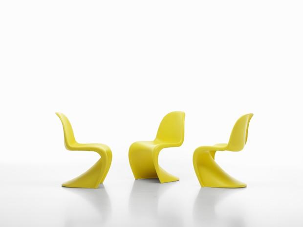 Cadeira Panton Completa 50 anos (Foto: Divulgação)