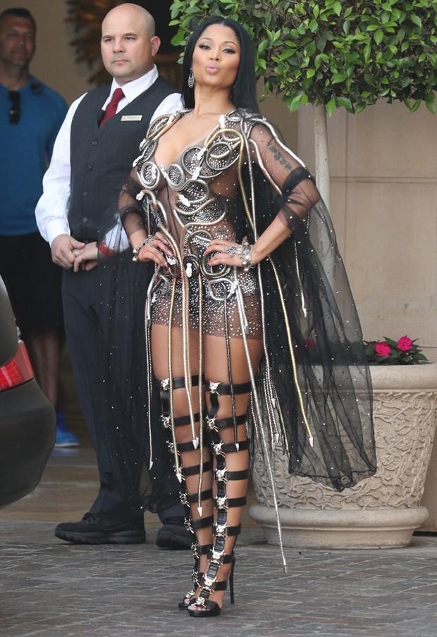 Nicki Minaj (Foto: AKM-GSI)